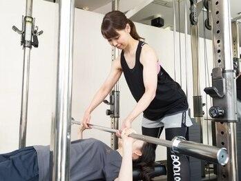 ライザップ ウーマン 池袋店(RIZAP WOMAN)の写真/[健康維持・産後ダイエットにも◎]骨盤や姿勢にもアプローチ!授乳中のお食事もご相談ください!