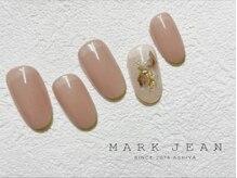 マークジーン 姫路(MARK JEAN)/シアー ニュアンス ネイル