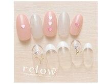 リロウ(relow)/4月キャンペーンアート☆1.2