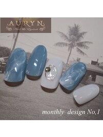 7月限定monthly design No,1