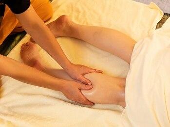 すっくじゃいの写真/《タイ古式と一緒でお得のオイルマッサージ☆90分¥6500~》アロマの香りに包まれ、お疲れの身体さようなら!