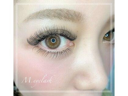 M.eyelash
