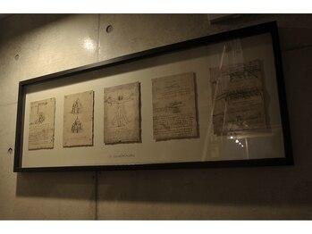アロマアンドボディデザインサロン アースカラー 自由が丘(EARTH COLOR)/店内のおきもの