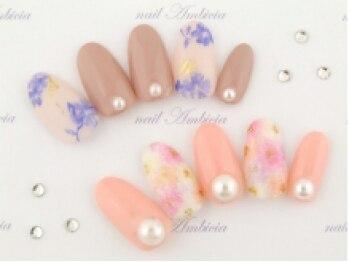 nail Ambicia 銀座店_デザイン_09