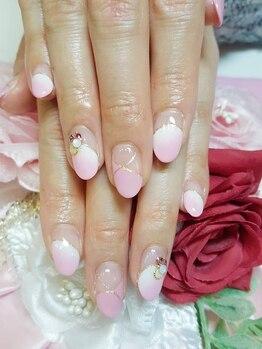 トリーシア(Nail & Beauty Salon Tri-xia)/グラデーションネイル