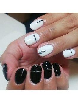 クローバーナチュレ(clover nature)/Black&White