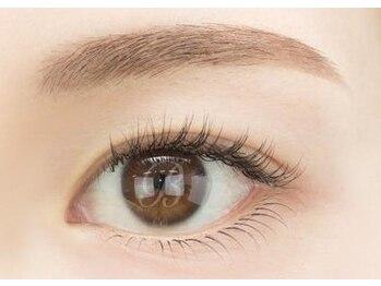 アイラッシュサロン ブラン 広島アルパーク店(Eyelash Salon Blanc)/【エクステ+美眉スタイリング】