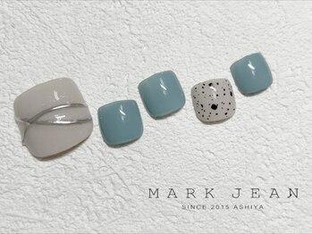 マークジーン 姫路(MARK JEAN)/フット ミラー ダルメシアン