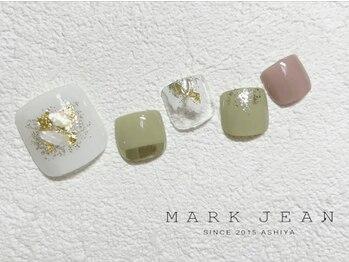 マークジーン 姫路(MARK JEAN)/フット ニュアンス シェル
