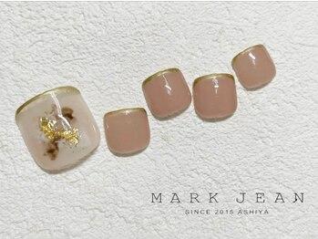 マークジーン 姫路(MARK JEAN)/フット ニュアンス シアー