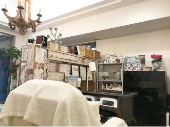ネイルサロン リタ(Nail Salon LitA)(大阪府大阪市西区)