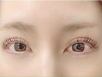 アイリス(Eye Ris)の写真/当店イチオシ!【次世代まつ毛パーマ☆パリジェンヌラッシュリフト】パッチリ目元で可愛さUP♪