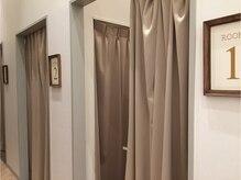 ドクターボディ グランツリー 武蔵小杉店(Dr Body)の雰囲気(お部屋でくつろぎながらしっかりコースを受けて頂けます。個室)