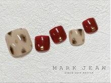 マークジーン 姫路(MARK JEAN)/フット ニュアンス レオパード