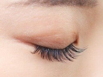 ナチュレ 志木店(NATURE)の写真/【フラットラッシュ・3Dボリュームラッシュ導入店】下がりまつ毛・持続性・自まつ毛の負担が気になる方に◎