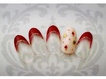 ラブリー(Lovely)/レッド×クリスマス♪