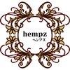 ビューティーリラクゼーションサロン ヘンプズのお店ロゴ