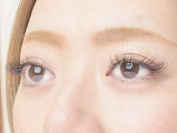 サロンド ヌノの写真/【ナチュラル~ゴージャスまで】360°どこから見ても自然で美しい印象的eyeに…☆上向き美まつげをKeep!!