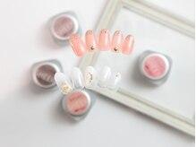 ラボラトリー ネイルアート(Laboratory nail art)の雰囲気(自爪に優しいカルジェルを使用。自爪のダメージが気になる方に♪)