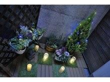 アロマアンドボディデザインサロン アースカラー 自由が丘(EARTH COLOR)/アースカラーの庭2