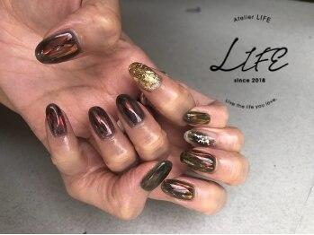 アトリエライフ(Atelier LIFE)(大阪府大阪市西区)