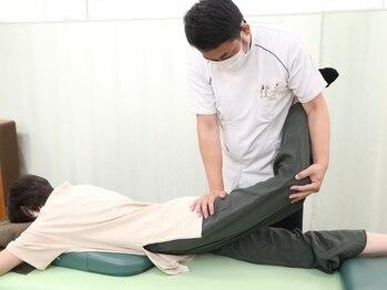 スペック(SPEC)の写真/経験豊富な理学療法士が身体のあらゆるお悩みにお答えします!