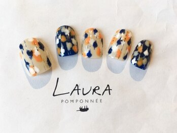 ローラポンポニー(Laura pomponnee)/オトナニュアンス