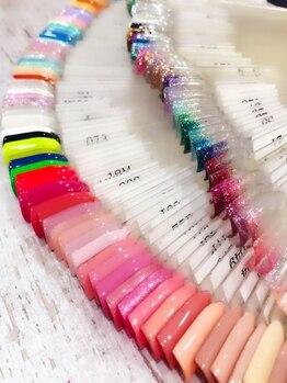 レイ ビューティー 豊田丸山店(RAY + Beauty)の写真/ラメ&カラーは200色以上♪初回はOPEN限定価格で!