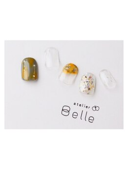 アトリエ ベル(atelier Belle)/ザクザクとキラキラ*