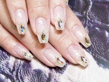ネイルルーム アンドエー(nail room and...A)/マーキスネイル