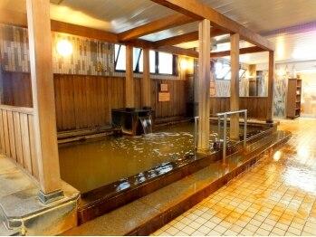 加古川天然温泉 ぷくぷくの湯(兵庫県加古川市)