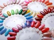 カラー・デザインサンプル豊富にご用意しています!