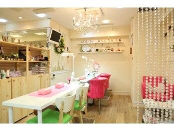 カラーランドネイル 渋谷店(Color Land Nail)