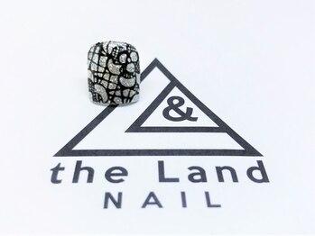 ザ ランド ネイル(the Land Nail)/シルバーフラワー △浅井