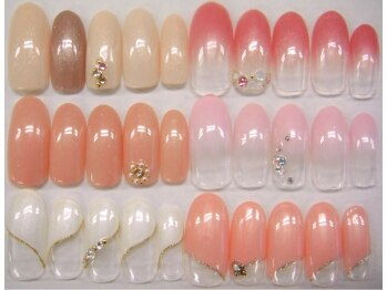 Nail Salon LA DOUCEUR_デザイン_01