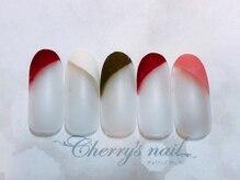 チェリーズネイル(Cherrys Nail)/メタリック  ボルドー