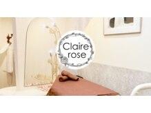 クレアローズ(Claire rose)の写真
