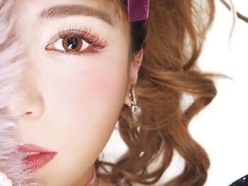 ミアン 名古屋(Mien)の写真/ナチュラルでまつげを労りつつオシャレな目元へ♪なりたい印象や雰囲気に☆似合わせまつげをご提案。