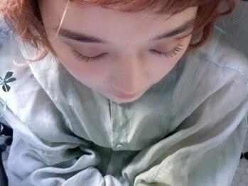 ダフネ(DAFNE)の写真/眉毛の処理やアイメイクをした事がない方でも明日から簡単に綺麗,可愛い目元に♪美人度UPの近道は[DAFNE]!!