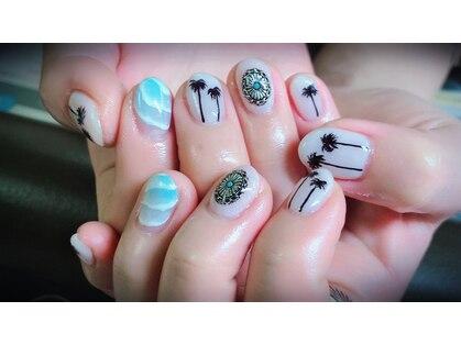 エスコ ネイル(SCO nail)の写真