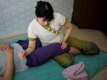 タイ古式リラクゼーション ぞうのみみの雰囲気(身体の不調に届く施術で、お悩みを解消します。)