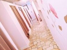 美容専科ナプアリ 中田サロンの雰囲気(ボディルームは半個室で多数!フェイシャルルームは個室です♪)