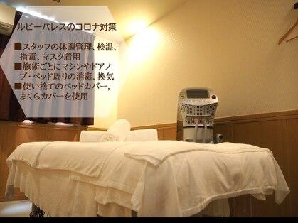 【痩身&麦飯石サウナ】ルビーパレス 新宿