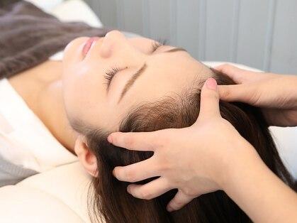 女性専用ヘッドセラピースパ専門店 サロン ド ルポ(salon du RUPO)の写真