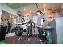 ティーツーコンディショニング(T2CONDITIONING)の雰囲気(体を支えるためには筋力強化!不調を繰り返さない体創りを!)