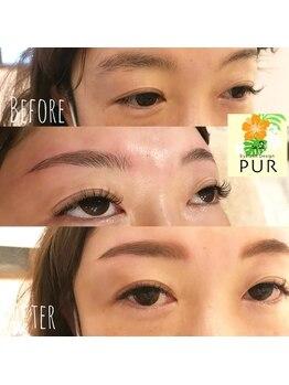 アイラッシュデザイン ピュール 鯖江店(Eyelash Design PUR)/ジュシィブロウ