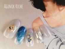アグニークリッシェ(Agunik Riche)/【ニュアンスネイル】