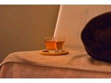ルアンルアン エミオ東久留米店の雰囲気(オリジナルのハーブティーをお出ししてます♪)