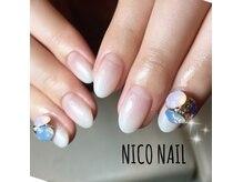 ニコネイル(NICO NAIL)の雰囲気(爪にも優しい高品質パラジェル使用☆モチも◎)