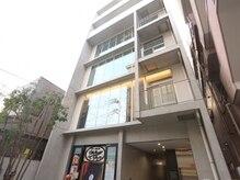 川越駅徒歩3分☆2階がサロンです。